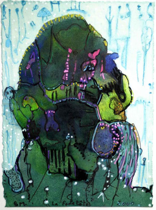 Forte tête, 2000