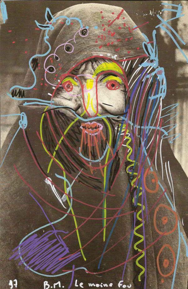 Le moine fou, modification de 1997