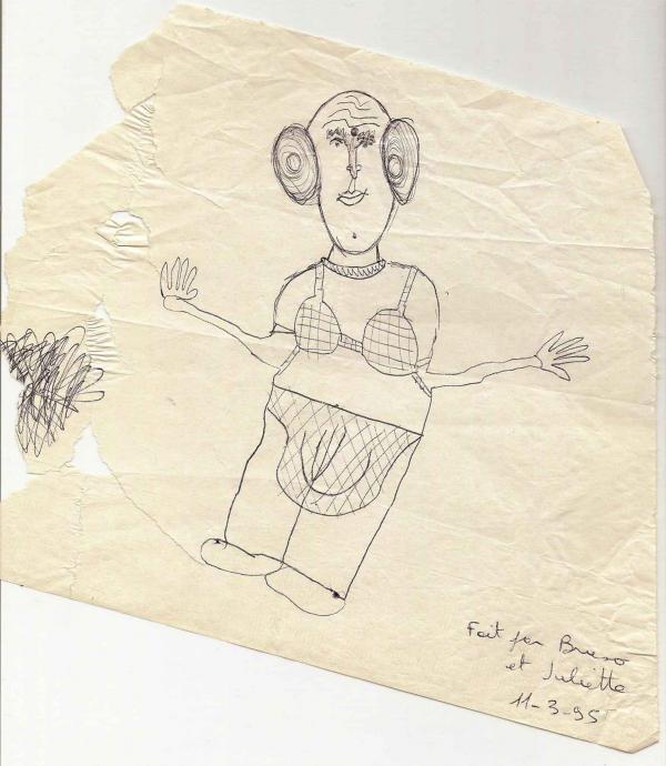 Un drôle de nourrisson de 1995