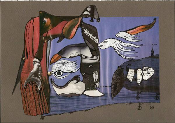 Sur la Mer, la Nuit, 1993