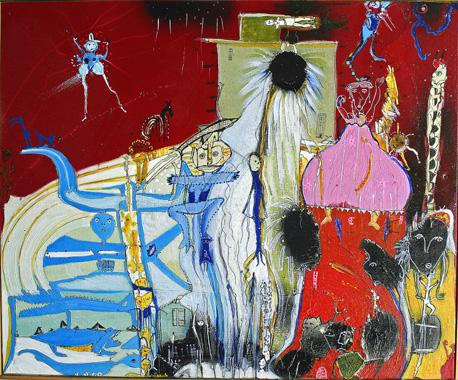 Les prétendants à la tour d'ivoire, 2000