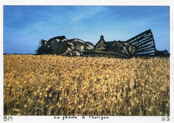 Géante à l'horizon, 2003