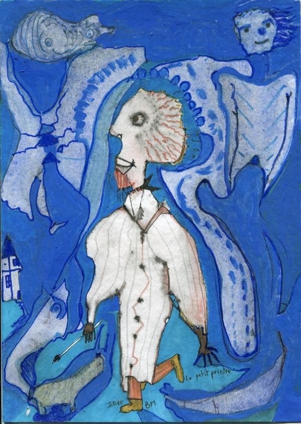 Le petit peintre, 2010