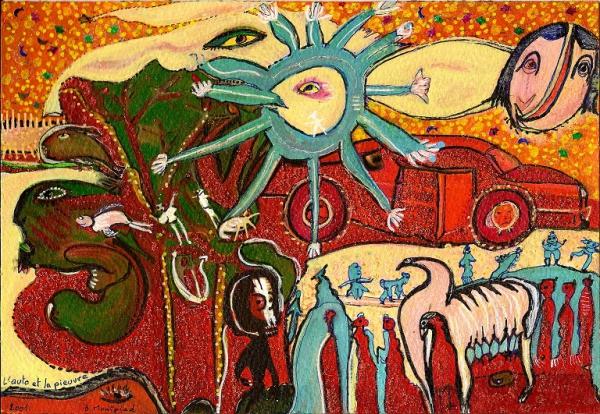 L'auto et la pieuvre, 2001