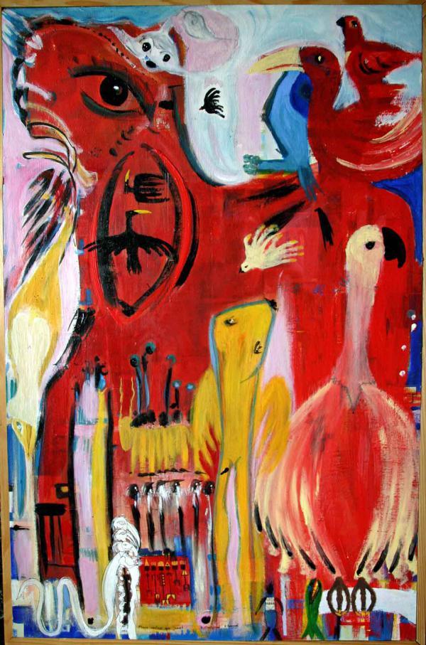 Mieux vautour que jamais, Bruno Montpied et Petra Simkova, 1999