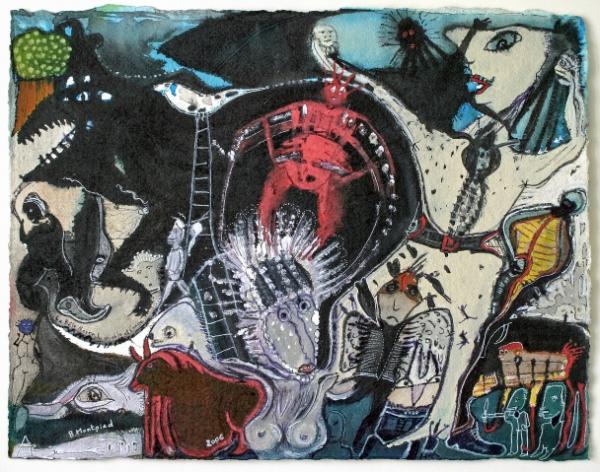 La Bête noire, le diable et l'ange, 2006