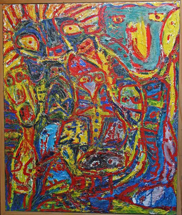 Les deux sans, 1980