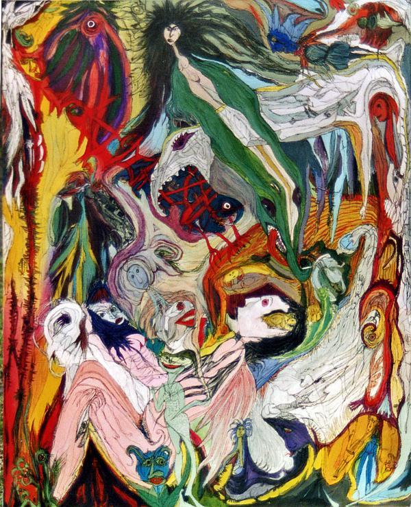 L'Antre-Dévore, de 1989