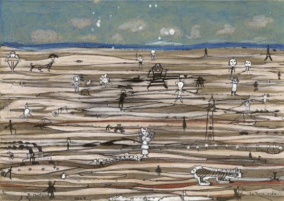 La Terre vide, 2008