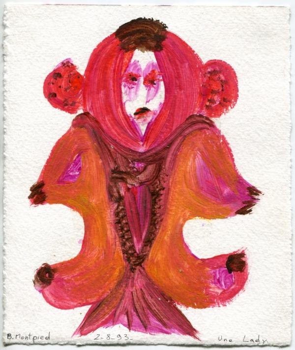 Une Lady, 1993