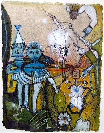 Le Clown, la petite fille et le petit ambitieux déçu, 2004