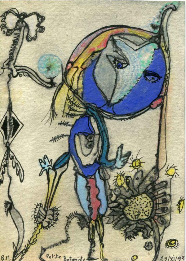 Petite Botaniste, 1993