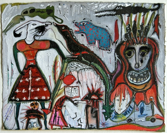 La dompteuse et le clown, 2006